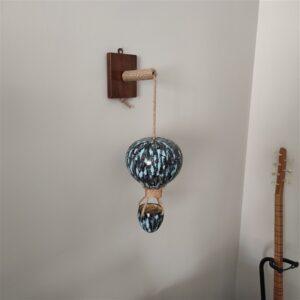 Dekoratif Led Işıklı Hediyelik Su Kabağı Lamba
